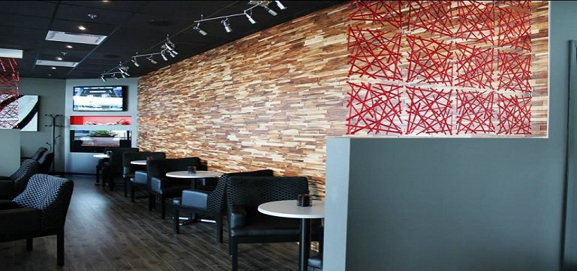 Perforated Gypsum Board Ceiling